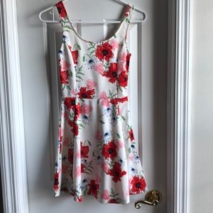 💕2 for $12 or 3 for $16 Floral mini dress